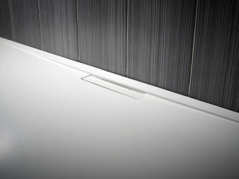 Gloss White Square JT Evolved Shower Tray