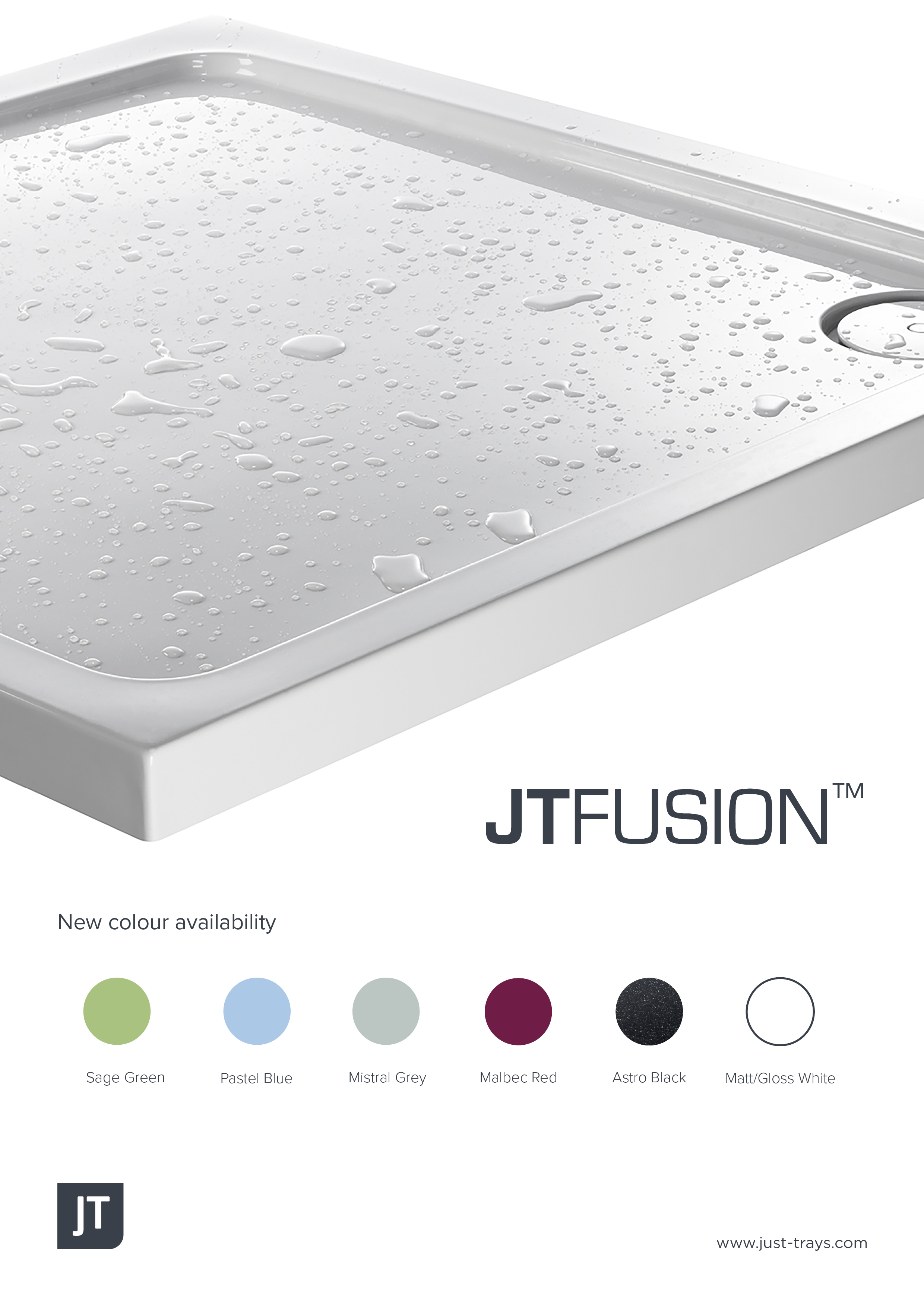 NEW COLOUR OPTIONS FOR JTFUSION