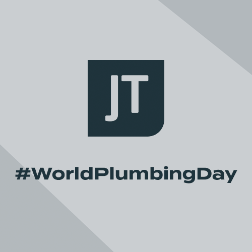 JT CELEBRATES WORLD PLUMBING DAY